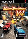 Micro Machines V4 (PlayStation 2)