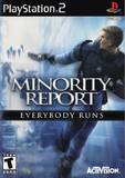 Minority Report (PlayStation 2)