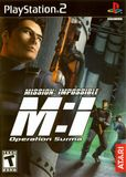 Mission: Impossible: Operation Surma (PlayStation 2)