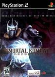 Mortal Kombat: Deception -- Premium Pack (PlayStation 2)