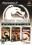 Mortal Kombat: Kollection (PlayStation 2)