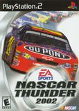 NASCAR Thunder 2002 (PlayStation 2)