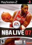 NBA Live 07 (PlayStation 2)