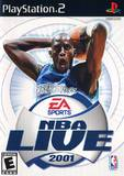 NBA Live 2001 (PlayStation 2)
