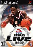 NBA Live 2002 (PlayStation 2)