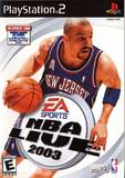 NBA Live 2003 (PlayStation 2)
