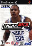 NCAA College Basketball 2k3 (PlayStation 2)