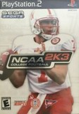 NCAA College Football 2K3 (PlayStation 2)