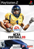 NCAA Football 09 (PlayStation 2)