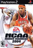 NCAA March Madness 2004 (PlayStation 2)