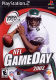 NFL GameDay 2002 (PlayStation 2)