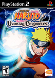 Naruto: Uzumaki Chronicles (PlayStation 2)