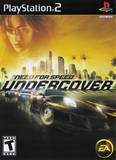 Need for Speed: Undercover (PlayStation 2)