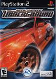Need for Speed: Underground (PlayStation 2)