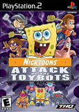 Nicktoons: Attack of the Toybots (PlayStation 2)