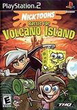 Nicktoons: Battle for Volcano Island (PlayStation 2)