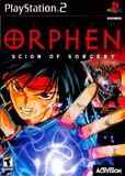 Orphen: Scion of Sorcery (PlayStation 2)