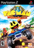 Pac-Man World Rally (PlayStation 2)