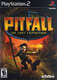 Pitfall: The Lost Expedition (PlayStation 2)