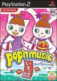 Pop'n Music 12 (PlayStation 2)