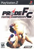Pride FC: Fighting Championships (PlayStation 2)