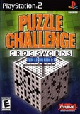 Puzzle Challenge: Crosswords and More! (PlayStation 2)
