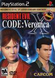 Resident Evil: Code: Veronica X (PlayStation 2)