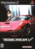 Ridge Racer V (PlayStation 2)