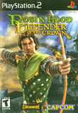 Robin Hood: Defender of the Crown (PlayStation 2)