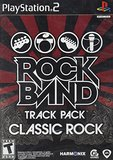 Rock Band: Track Pack Classic Rock (PlayStation 2)