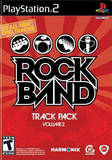 Rock Band: Track Pack Volume 2 (PlayStation 2)