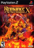 Romance of the Three Kingdoms X (PlayStation 2)