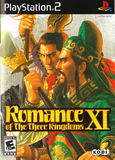 Romance of the Three Kingdoms XI (PlayStation 2)
