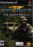 SOCOM 3: US Navy SEALs (PlayStation 2)