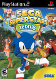 Sega Superstars: Tennis (PlayStation 2)