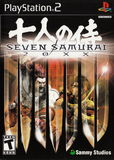 Seven Samurai 20XX (PlayStation 2)
