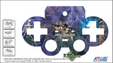 Shin Megami Tensei: Digital Devil Saga -- Controller Sticker (PlayStation 2)