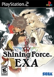 Shining Force: EXA (PlayStation 2)
