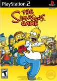 Simpsons Game, The (PlayStation 2)