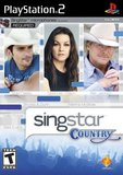 Singstar: Country (PlayStation 2)