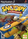 Snoopy vs. the Red Baron (PlayStation 2)