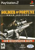 Soldier of Fortune -- Gold Edition (PlayStation 2)