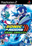Sonic Riders: Zero Gravity (PlayStation 2)