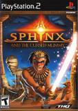 Sphinx and the Cursed Mummy (PlayStation 2)