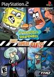 SpongeBob SquarePants: Lights, Camera, Pants! (PlayStation 2)
