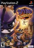 Spyro: A Hero's Tail (PlayStation 2)