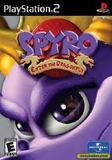 Spyro: Enter the Dragonfly (PlayStation 2)