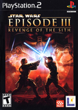 Star Wars Episode III: Revenge of the Sith (PlayStation 2)