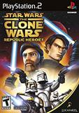 Star Wars: The Clone Wars: Republic Heroes (PlayStation 2)