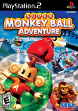 Super Monkey Ball Adventure (PlayStation 2)